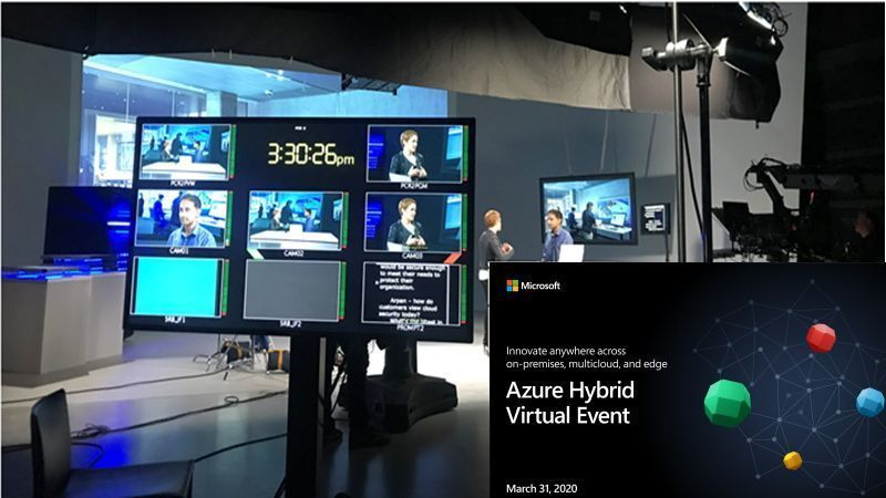Azure Hybrid Virtual Event