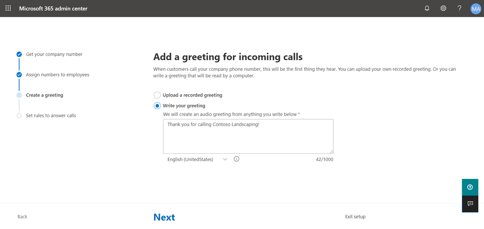 Create a greeting.png