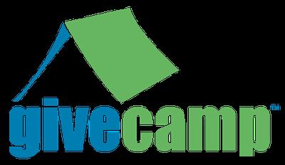 GiveCamp logo, 2020