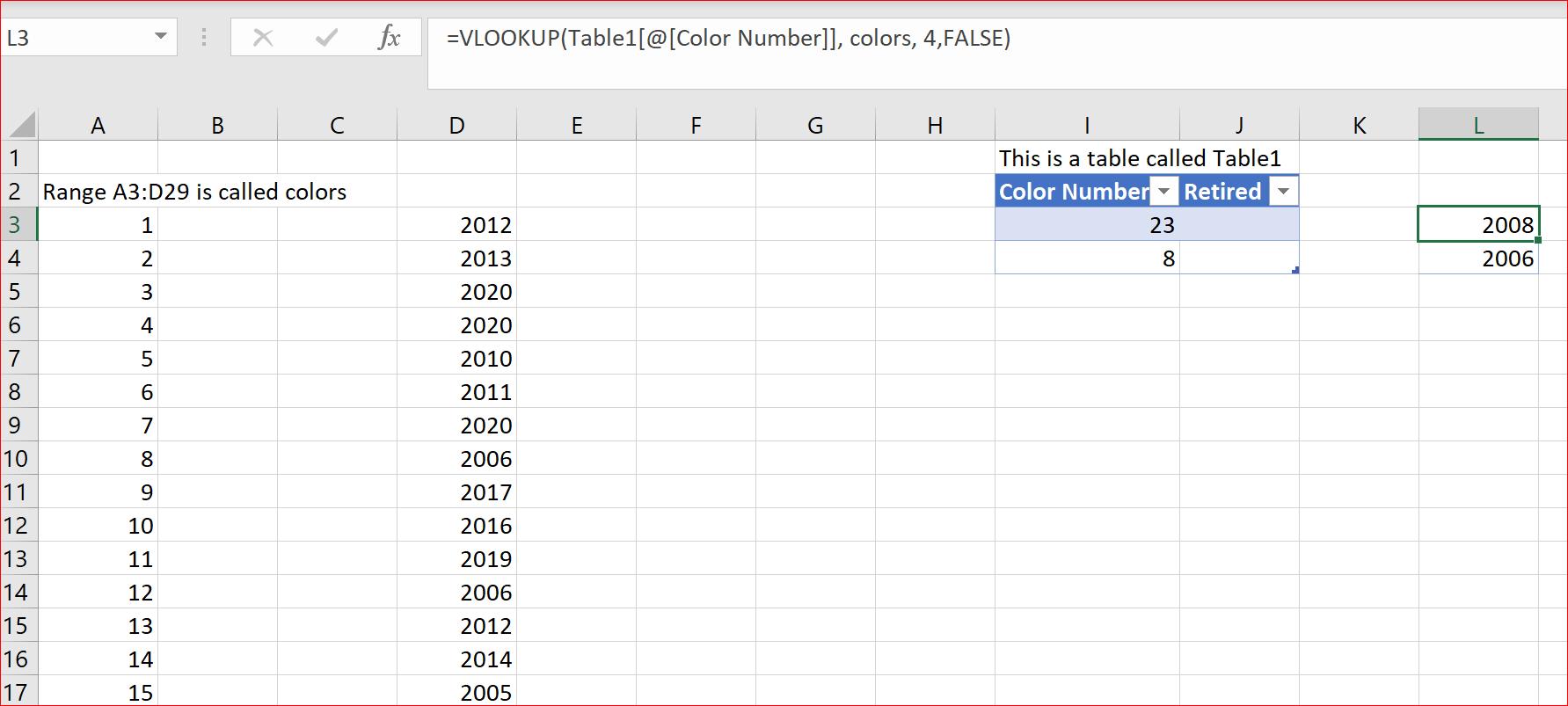 SPILL Error when doing VLOOKUP   Microsoft Tech Community