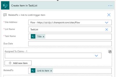 GhadaTest Create item in TaskList.png