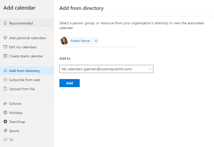 Image 2 - Add your colleague's calendar from your organization's directory.png