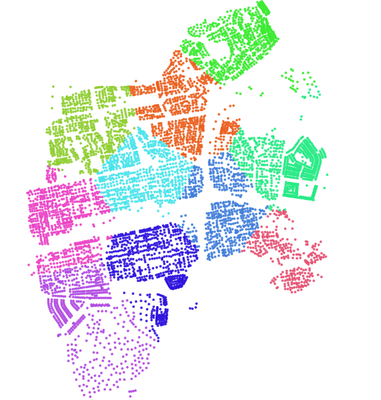 Helsinki-building-centroid-PostGIS-map-10-clusters-multicolor-by-tjukanov.png