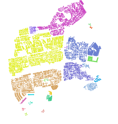 Helsinki-building-centroid-PostGIS-map-density-based-spatial-cluster-by-tjukanov.png