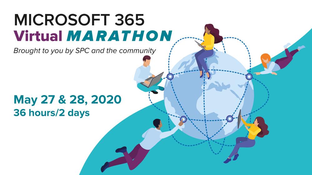 Microsoft 365 Virtual Marathon - May 27-28, 2020 (online training)