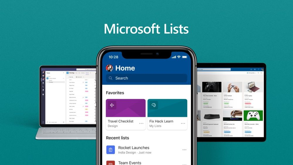 Microsoft Lists - your smart information tracking app in Microsoft 365 (https://aka.ms/MSLists).