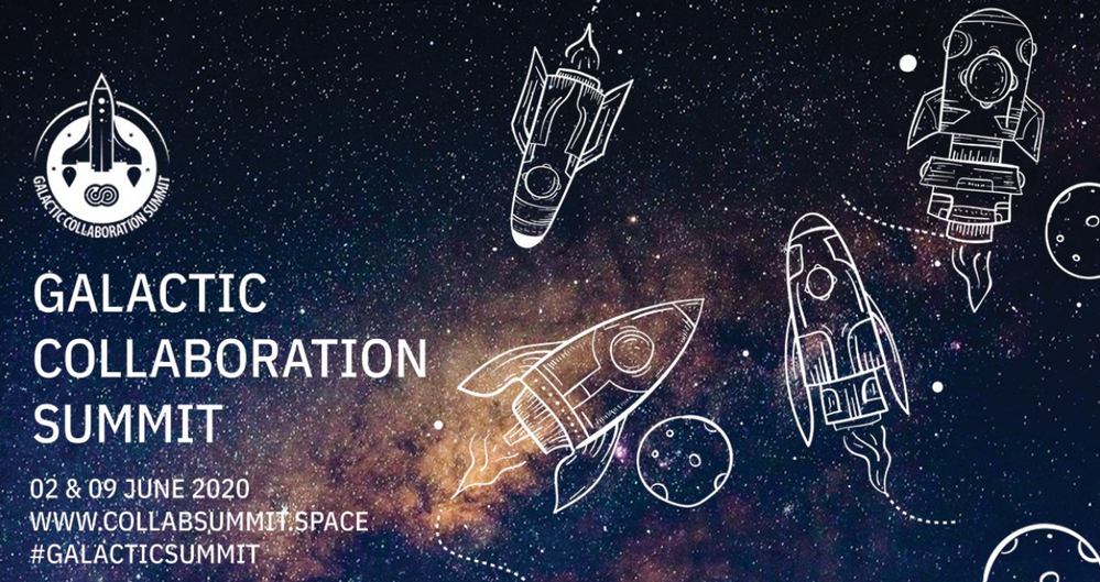 Galactic Collaboration Summit – June 2nd & 9th, 2020 (online training)
