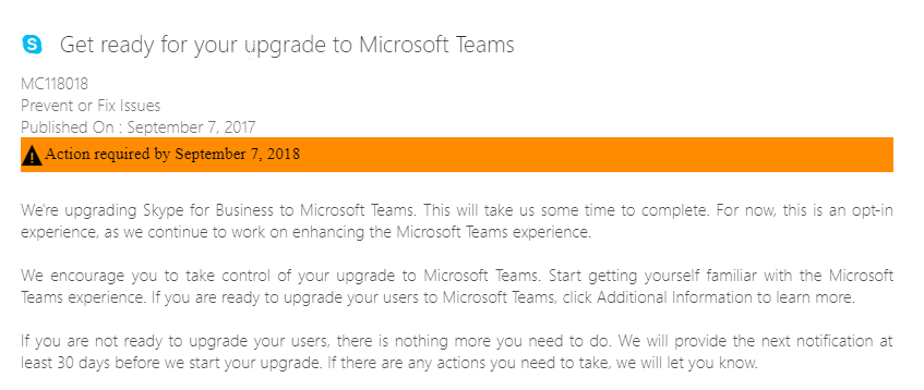 We're upgrading Skype for Business to Microsoft Teams.png