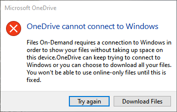 OneDrive cannot connect.png