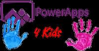 PowerApps4Kids Logo