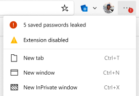 Password Monitor is now available in Microsoft Edge preview builds - Microsoft Tech Community