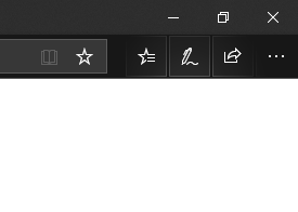 Reveal Effect when cursor is near to a button.