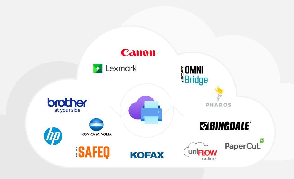 Universal Print partners