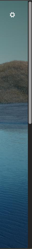 Scrollbar seen in Normal Mode