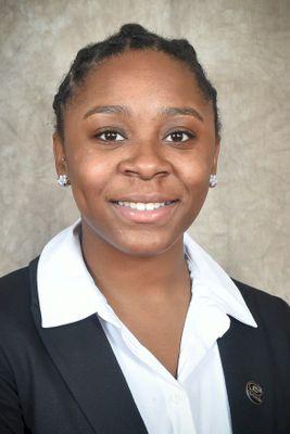 Ebonee Swann - Grambling State University Computer Information Systems undergraduate and Microsoft Ignite 2020 Student Ambassador