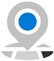 Location detection icon