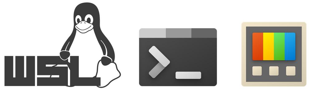 WSL, Windows Terminal, and PowerToys
