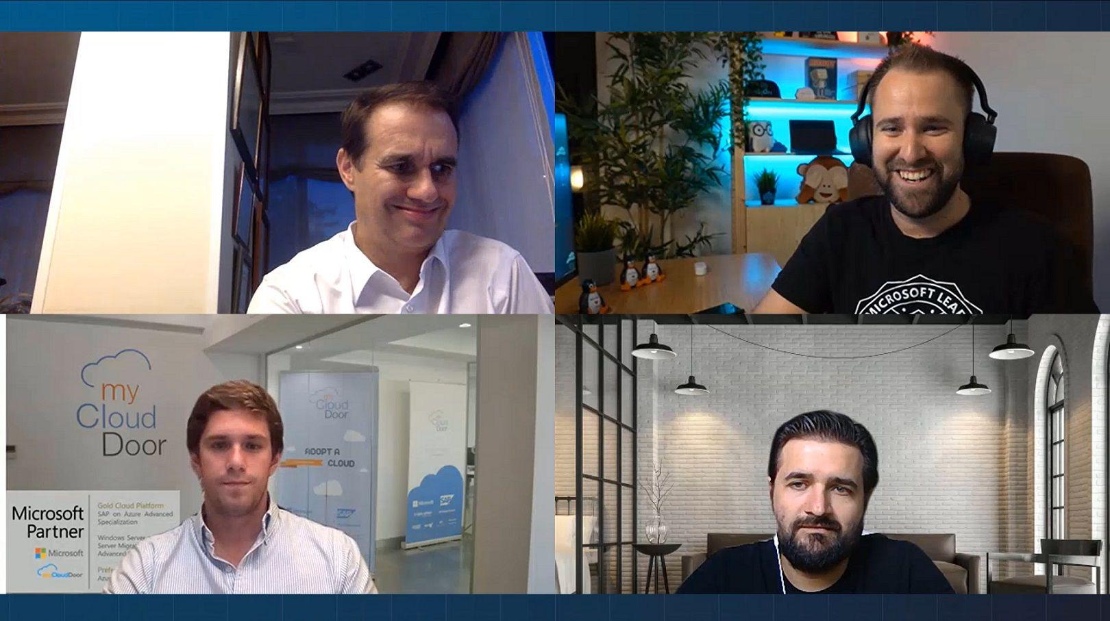 Azure Stack Hub Partner Solutions Series - myCloudDoor