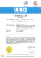 SQL19 on Linux certificate