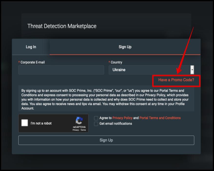 SOC Prime Threat Detection Marketplace Promotion for Azure Sentinel 2.png
