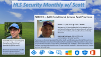 S01E03 - Azure AD Conditional Access Best Practices - Cover Slide.png