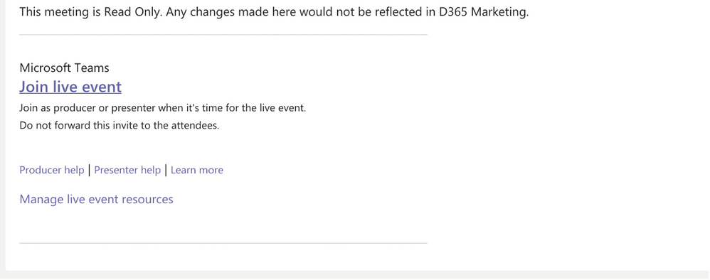 Teams Live Event set up in Dynamics.png