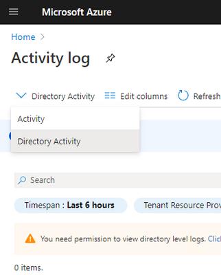 AzureAD - Access Denied logs.png