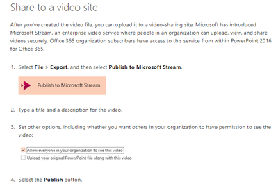 PowerPoint - Publish to Microsoft Stream.png