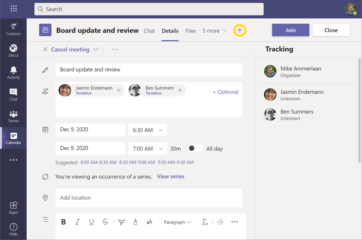 4 ways to deliver better meetings with apps in Microsoft Teams