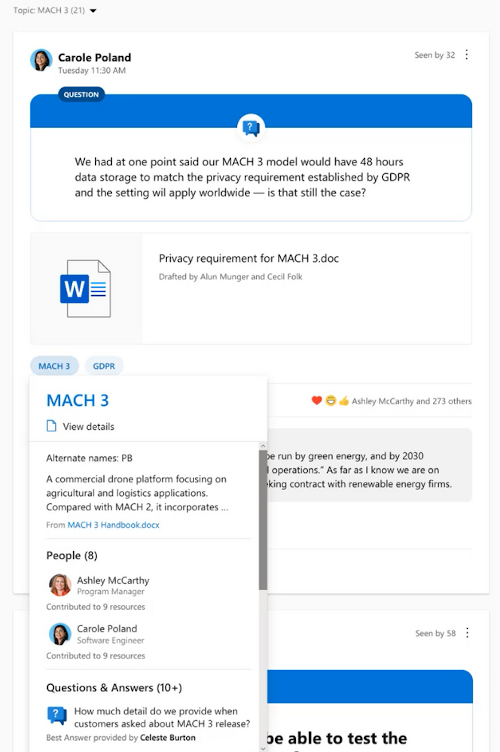 Project Cortex Topics in Yammer2.png