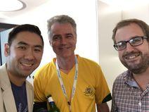 Steve Nguyen / Mark Woodrow / Angus Florance