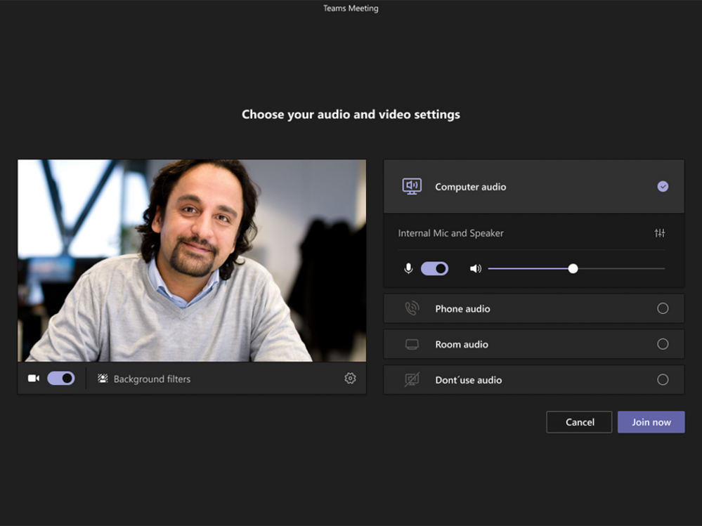 thumbnail image 2 of blog post titled  	 	 	  	 	 	 				 		 			 				 						 							What's New in Microsoft Teams | December 2020