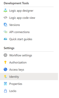 thumbnail image 1 of blog post titled              What's new: Managed Identity for Azure Sentinel Logic Apps connector