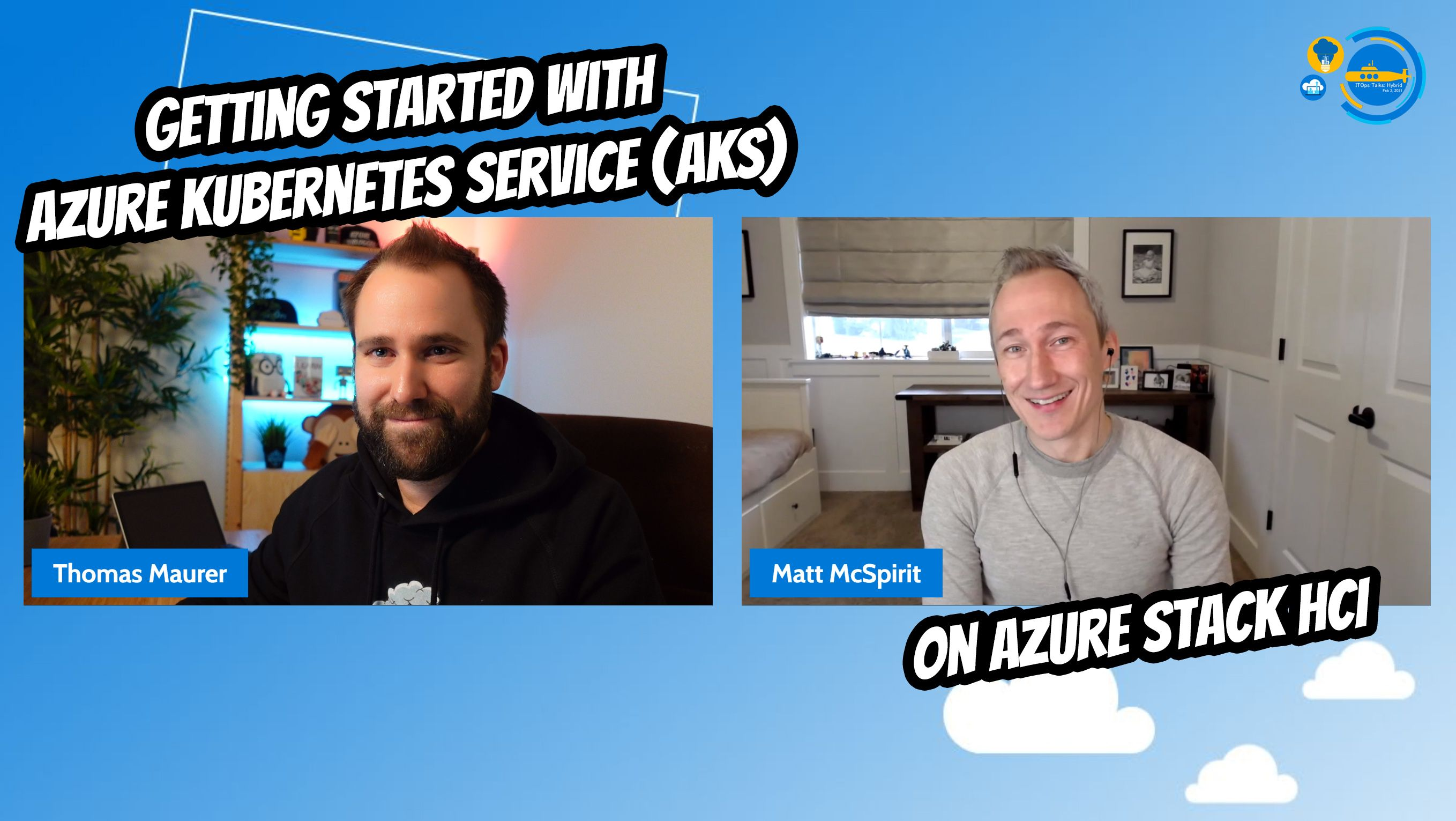 OPS109: Getting started with Azure Kubernetes Service (AKS) on Azure Stack HCI