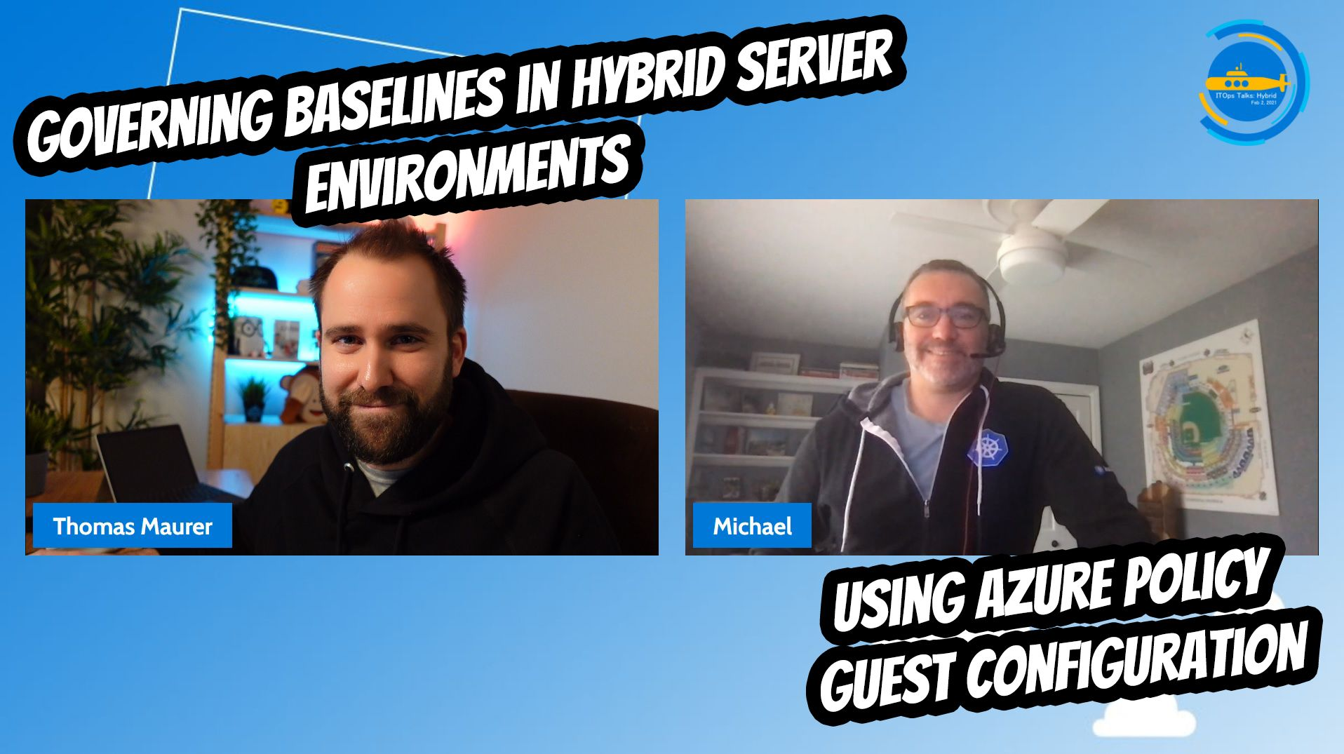 OPS114: Governing baselines in hybrid server environments using Azure Policy Guest Configuration