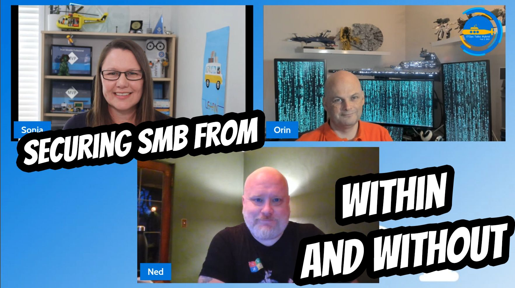 OPS104: Securing SMB from within and without