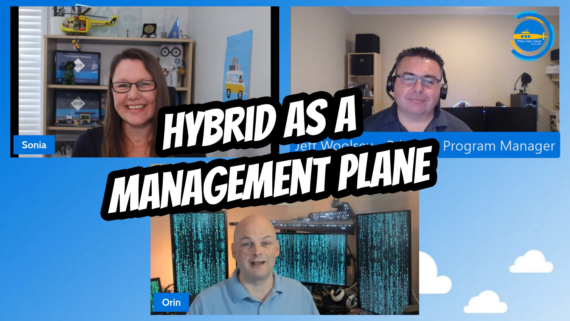 OPS107: Hybrid as a management plane