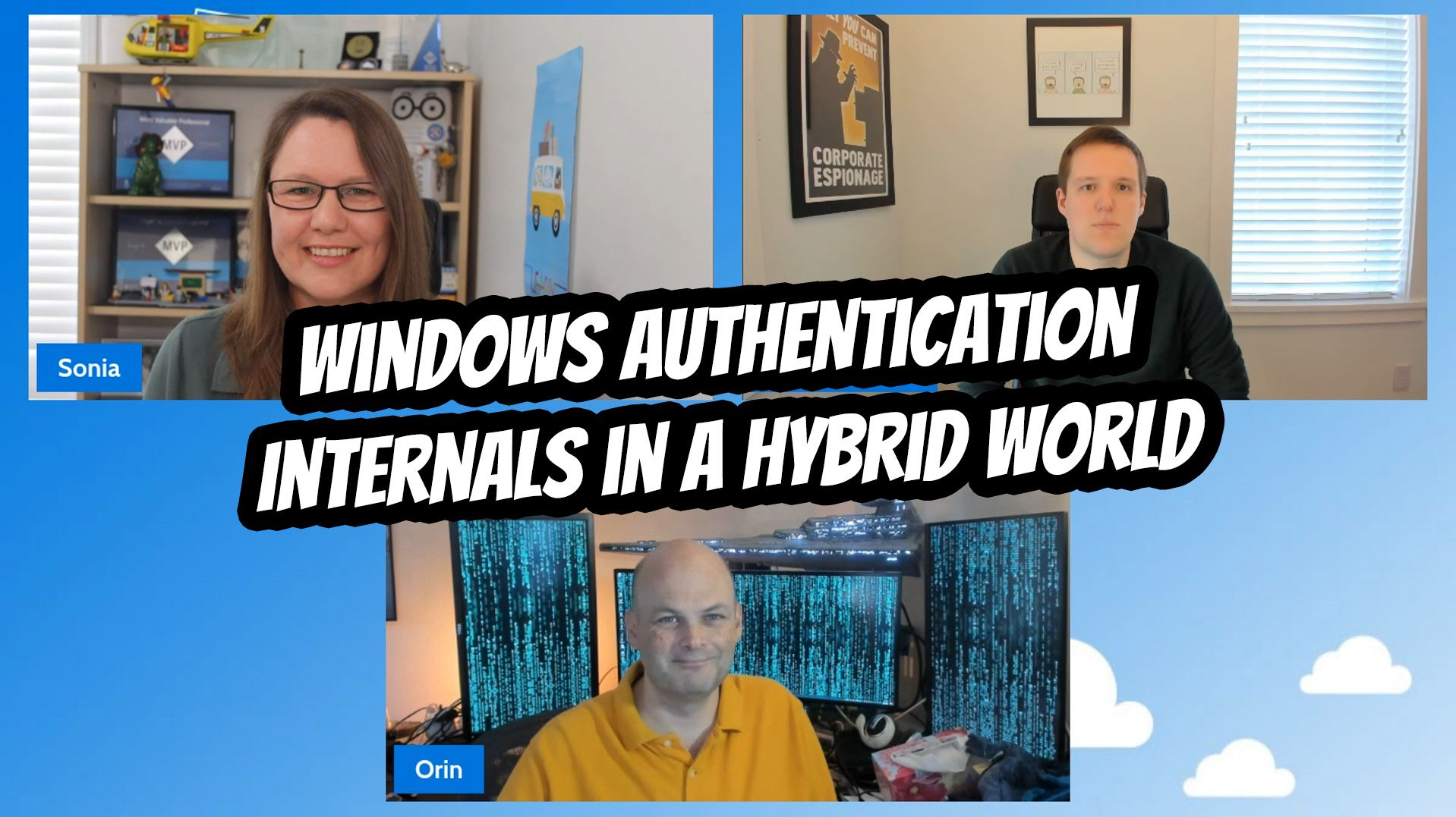 OPS108: Windows authentication internals in a hybrid world