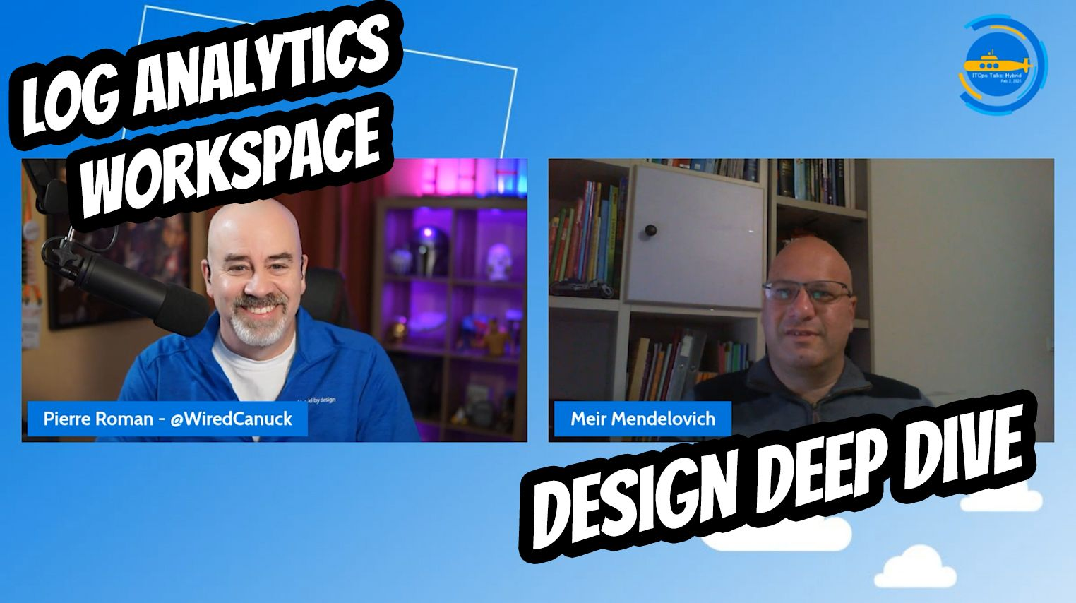 OPS115: Log Analytics workspace design deep dive