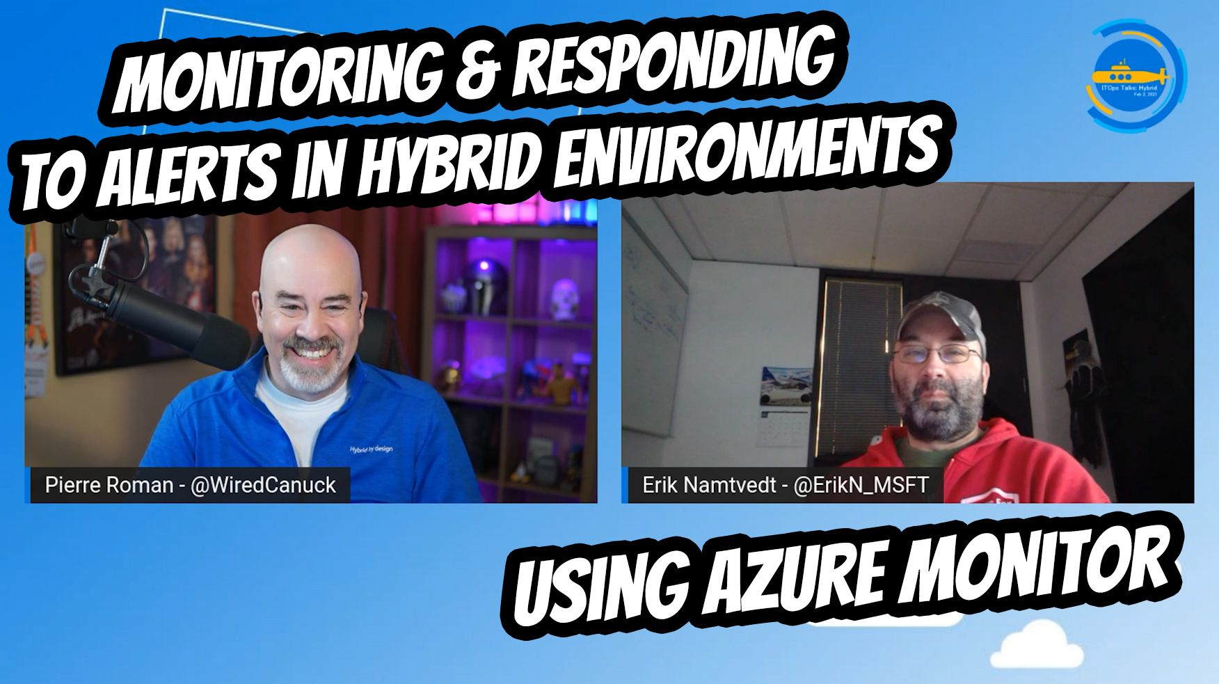 OPS116: Monitoring and Responding to alerts in hybrid environments using Azure Monitor