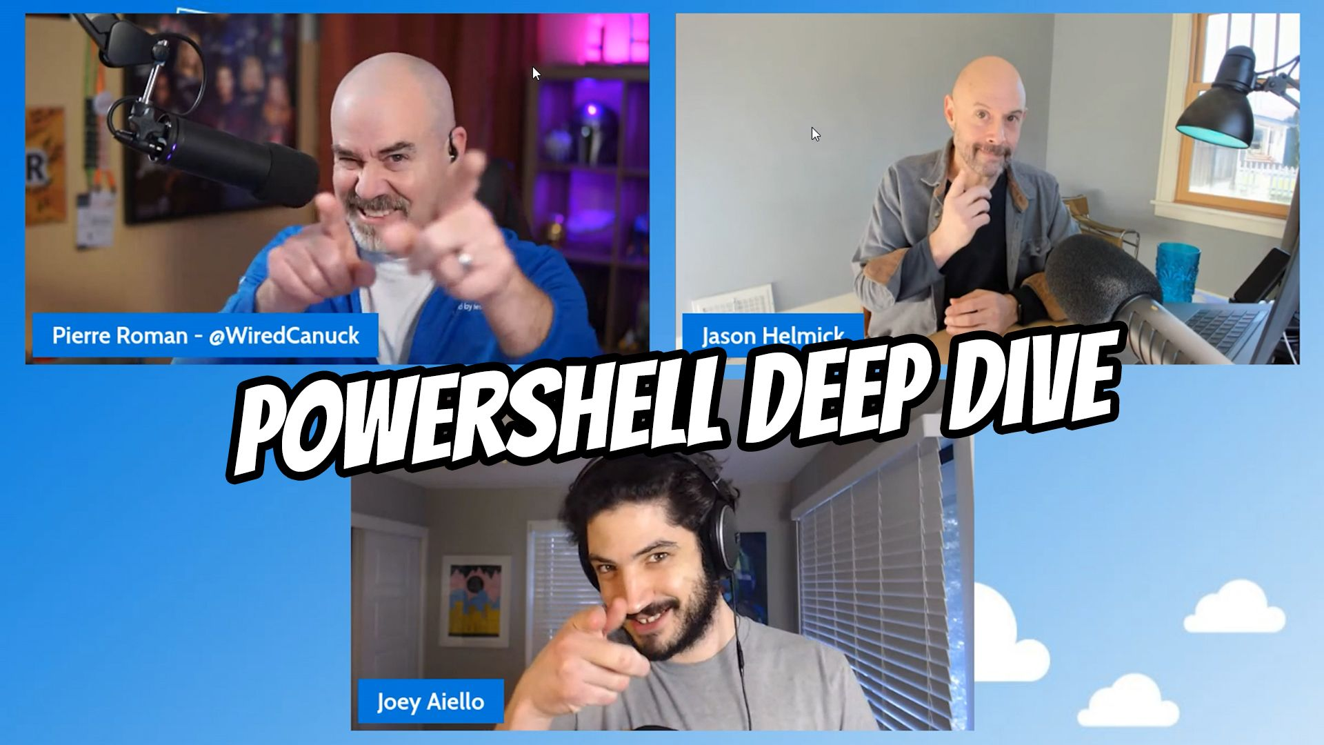 OPS117: PowerShell Deep dive