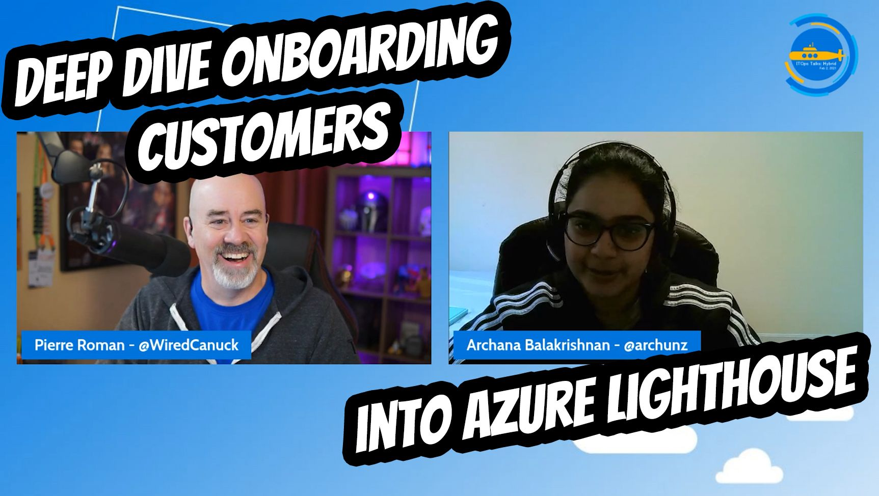 OPS118: Deep dive on Onboarding customers into Lighthouse