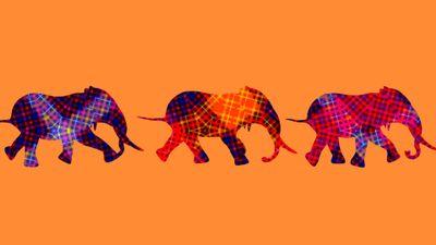 Trio-of-plaid-Postgres-elephants-on-orange-background-for-migration-guide-post-1920x1080.jpg