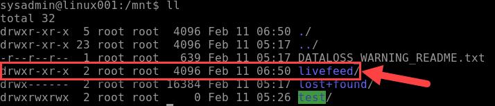 Mount Blob storage on Linux VM NFS 3.0