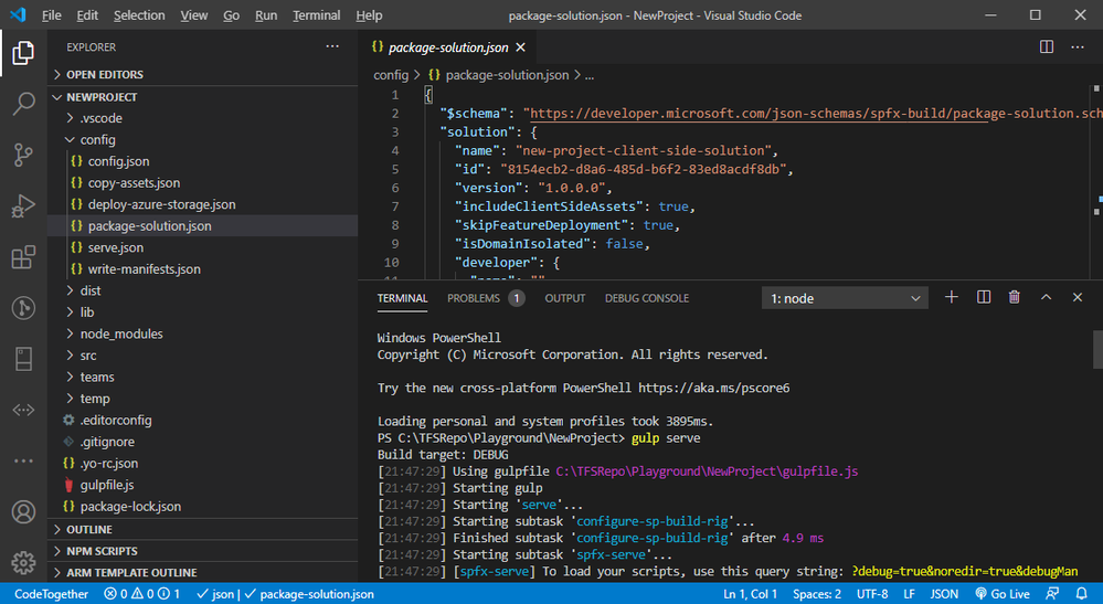 Coding...