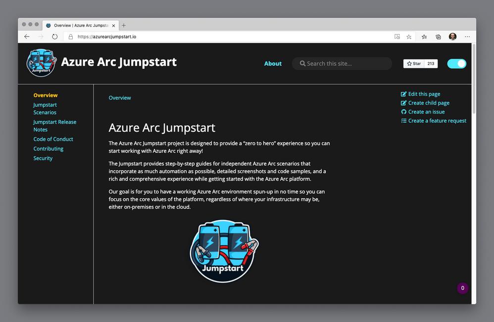 Azure Arc Jumpstart