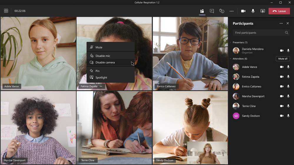 thumbnail image 3 of blog post titled What's New in Microsoft Teams for Education | February 2021