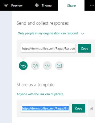 Form Sharing