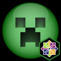 Minecraft Java Game Server on Linux CentOS 7.8.png