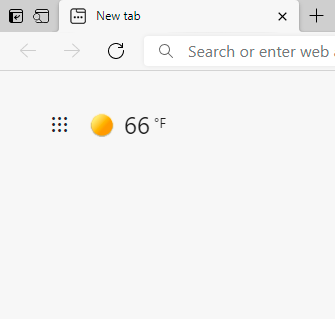Search Tabs Icon